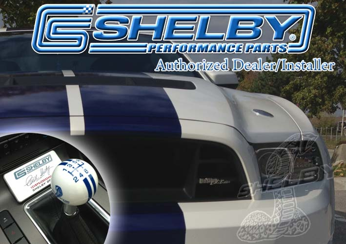 Shelby Announcement Banner, Website