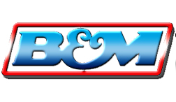 Manufacturers page logo - B&M