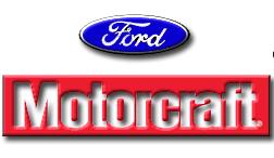 Manufacturers page logo - Ford Motorcraft