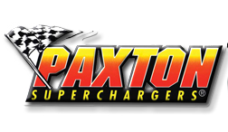 Manufacturers page logo - Paxton