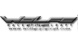 Manufacturers page logo - Wolfe Racecraft