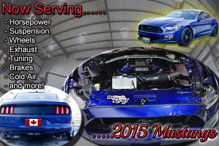 Banner - 2015 Mustang - Website