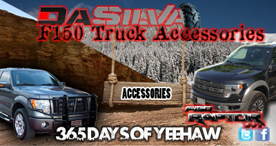 Banner - Services, DaSilva F150 Truck Accessories